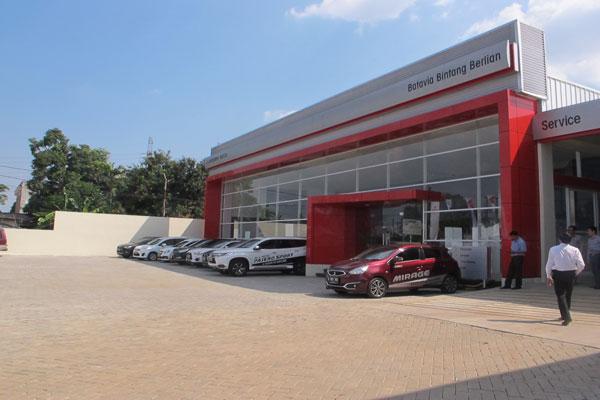 LAMPUNG POST | Perluas Jaringan, Mitsubishi Buka Diler Baru di Parung-Bogor