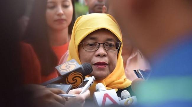 LAMPUNG POST | Singapura Resmi Miliki Presiden Perempuan Pertama