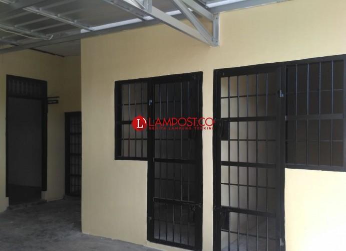 Eks Kantor Kelurahan Panaragan Jaya Jadi Mapolres Sementara Tubaba