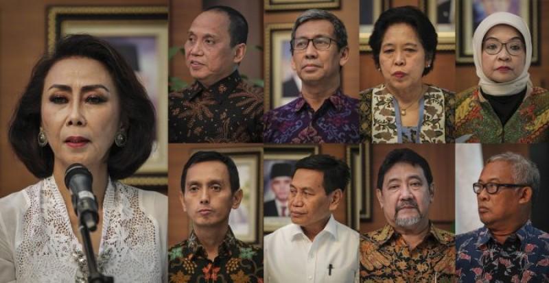 Eks Pimpinan KPK Ragukan Integritas Pansel Pimpinan KPK