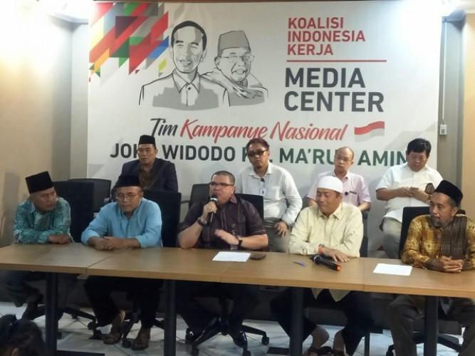 Eks Tokoh 212 Siap Menangkan Jokowi-Ma'ruf