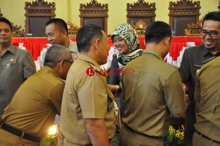 Eksekutif-Legislatif Lampung Timur Halal Bihalal