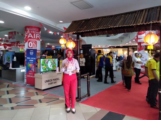 Elektronik Fair di Chandra Banjir Promosi
