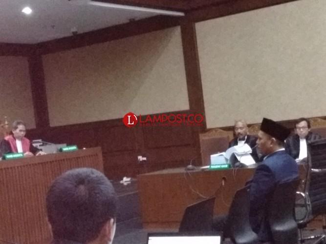 Empat Saksi Hadiri Sidang Kasus Suap Mustafa, Ini Kesaksiannya