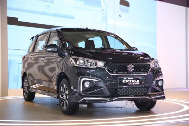 Ertiga dan Carry Pick Up Dongkrak Penjualan Suzuki