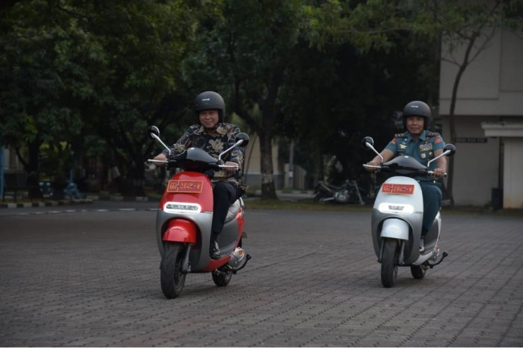ESDM Dukung Kendaraan Listrik Buat Paspampres