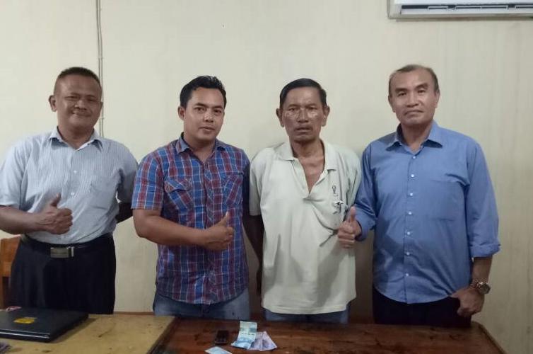 LAMPUNG POST   Polisi Tangkap Bandar Togel di Natar