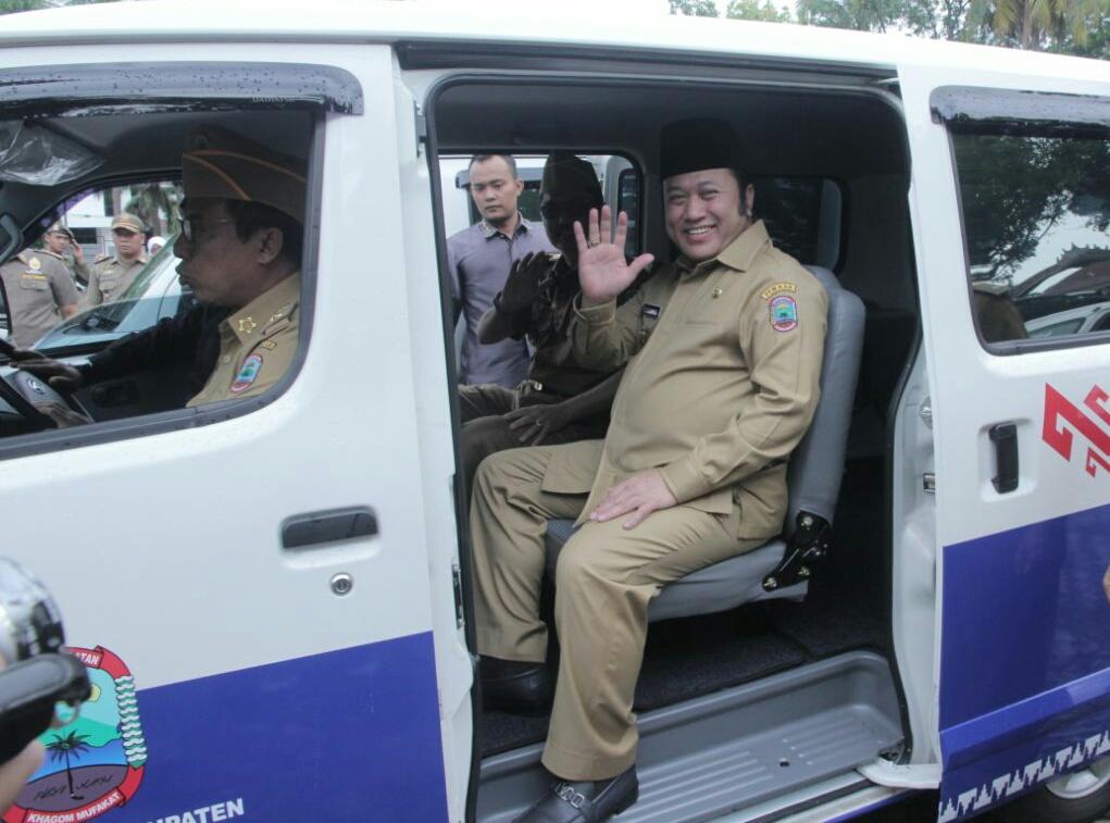 Pemkab Lamsel Ajukan 10 Unit Bus ke Pemprov
