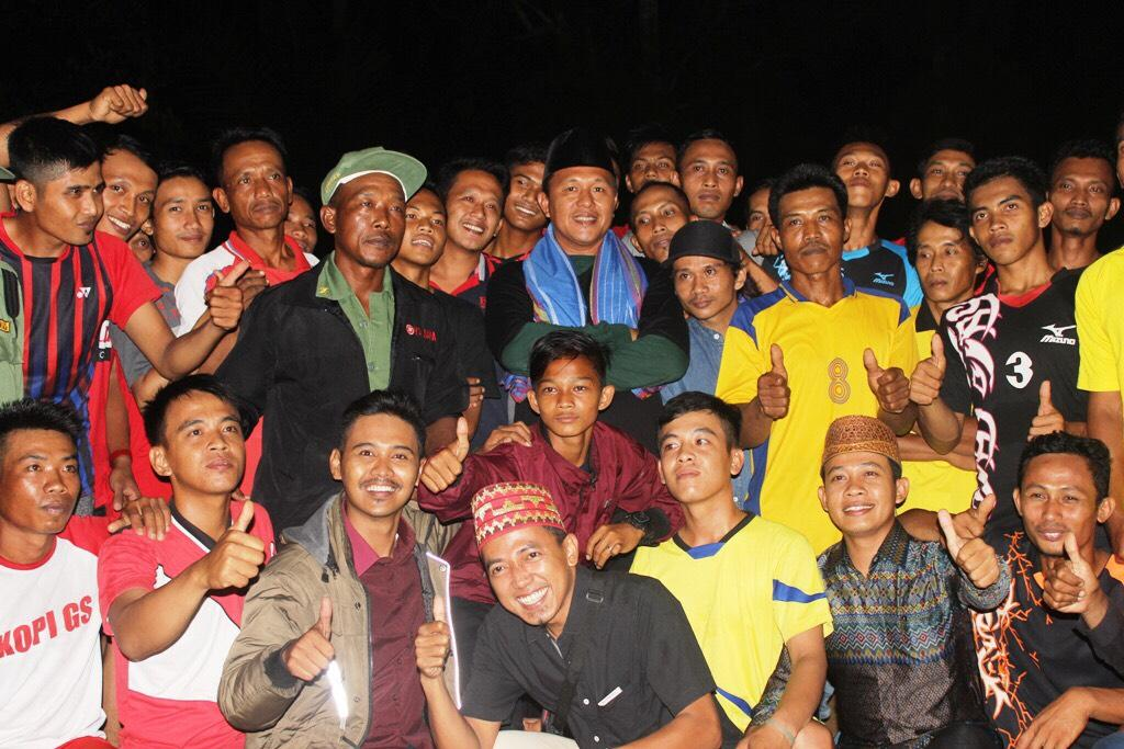 LAMPUNG POST | Separuh APBD untuk Kampung, Mustafa Minta Masyarakat Ikut Membangun