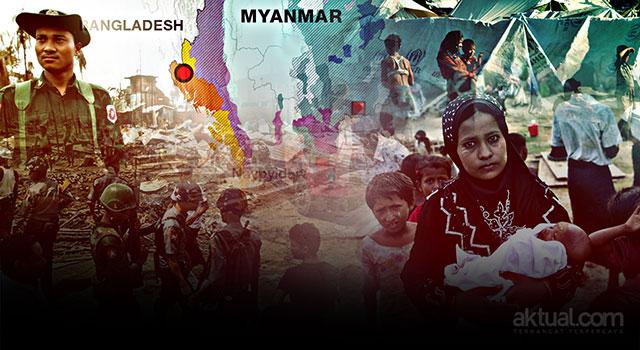 LAMPUNG POST   Isu Rohingya Ganggu Stabilitas ASEAN