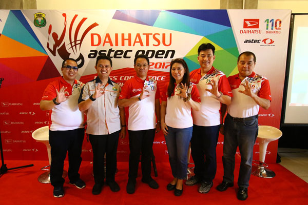 LAMPUNG POST | Daihatsu Jaring Bibit Pebulu Tangkis di Makassar