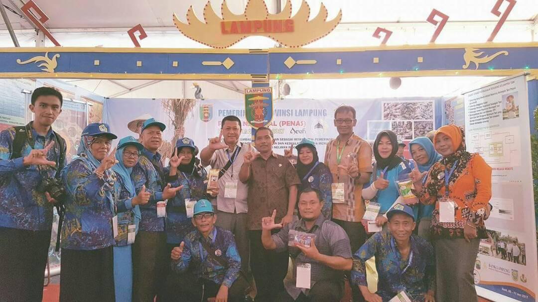 LAMPUNG POST | Lampung Meriahkan Penas ke-XV di Aceh