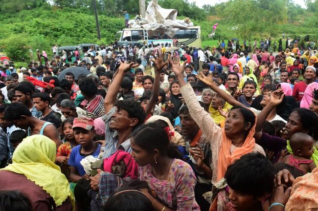 LAMPUNG POST   Militer Myanmar Tolak Gencatan Senjata di Rakhine
