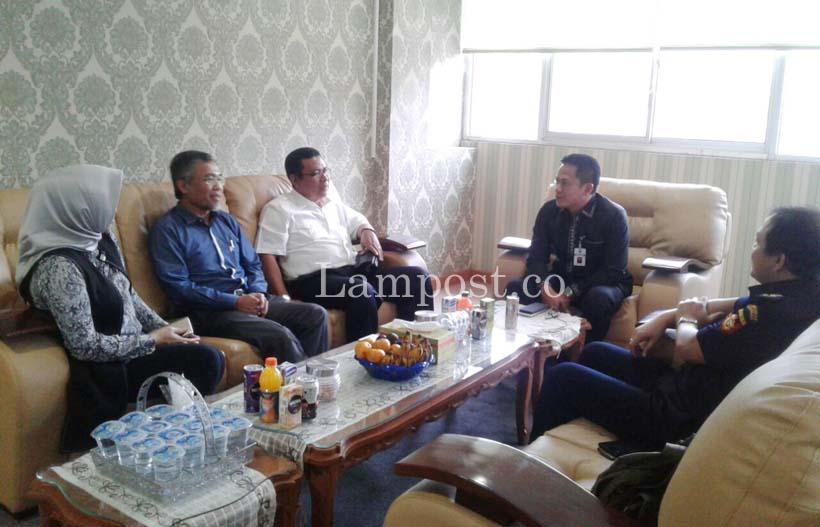 LAMPUNG POST   Bea Cukai Lampung Targetkan Hasil Terbaik Penilaian WBK-WBBM