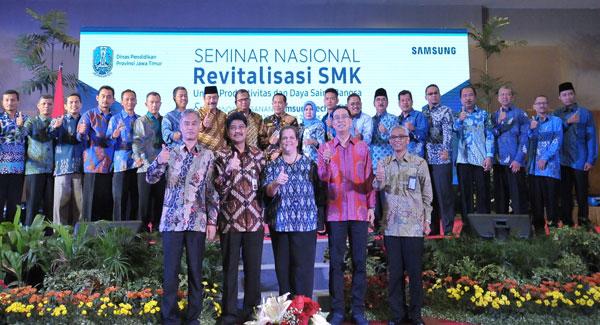 LAMPUNG POST   Samsung Tech Institute Resmi Digelar di Jawa Timur