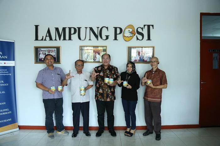 GGPC Gandeng Petani Lampung