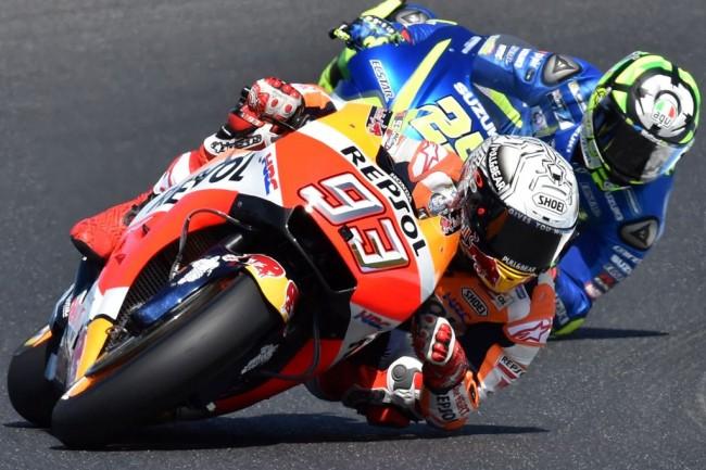 LAMPUNG POST | Marquez Tercepat pada Sesi Latihan Bebas MotoGP Australia