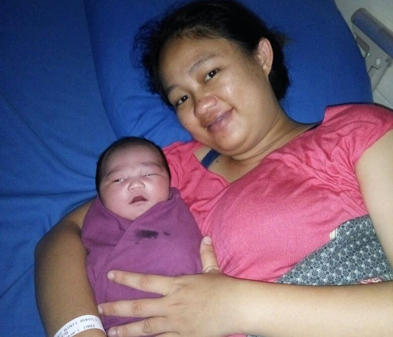 Bayi Ini Lahir di 1 Januari 2018