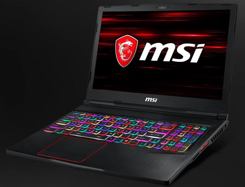 LAMPUNG POST | MSI Hadirkan Laptop Gaming dengan Prosesor Intel Generasi Ke-8