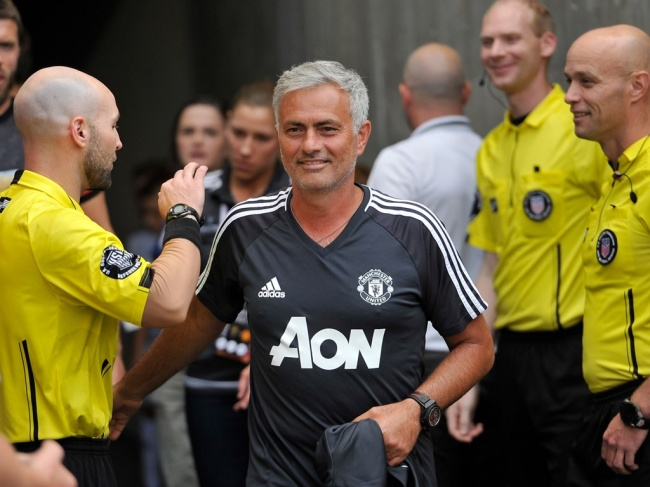 LAMPUNG POST | Mourinho Sebut Pramusim MU Berjalan Mulus