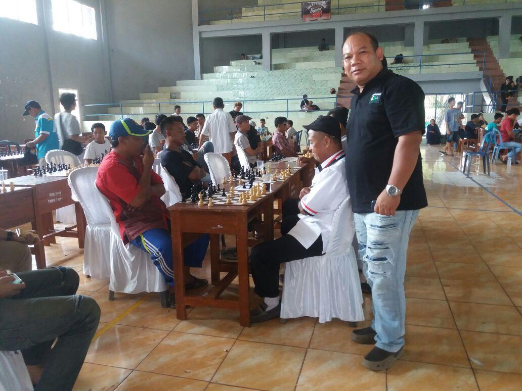 200 Peserta Ramaikan Chess Turnament Dandim