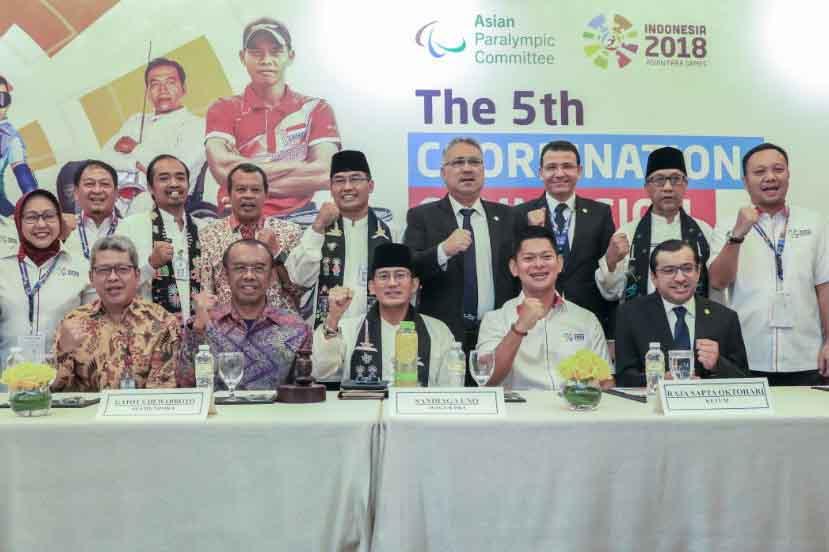 LAMPUNG POST | Panitia Para Games Asia Terus Matangkan Persiapan