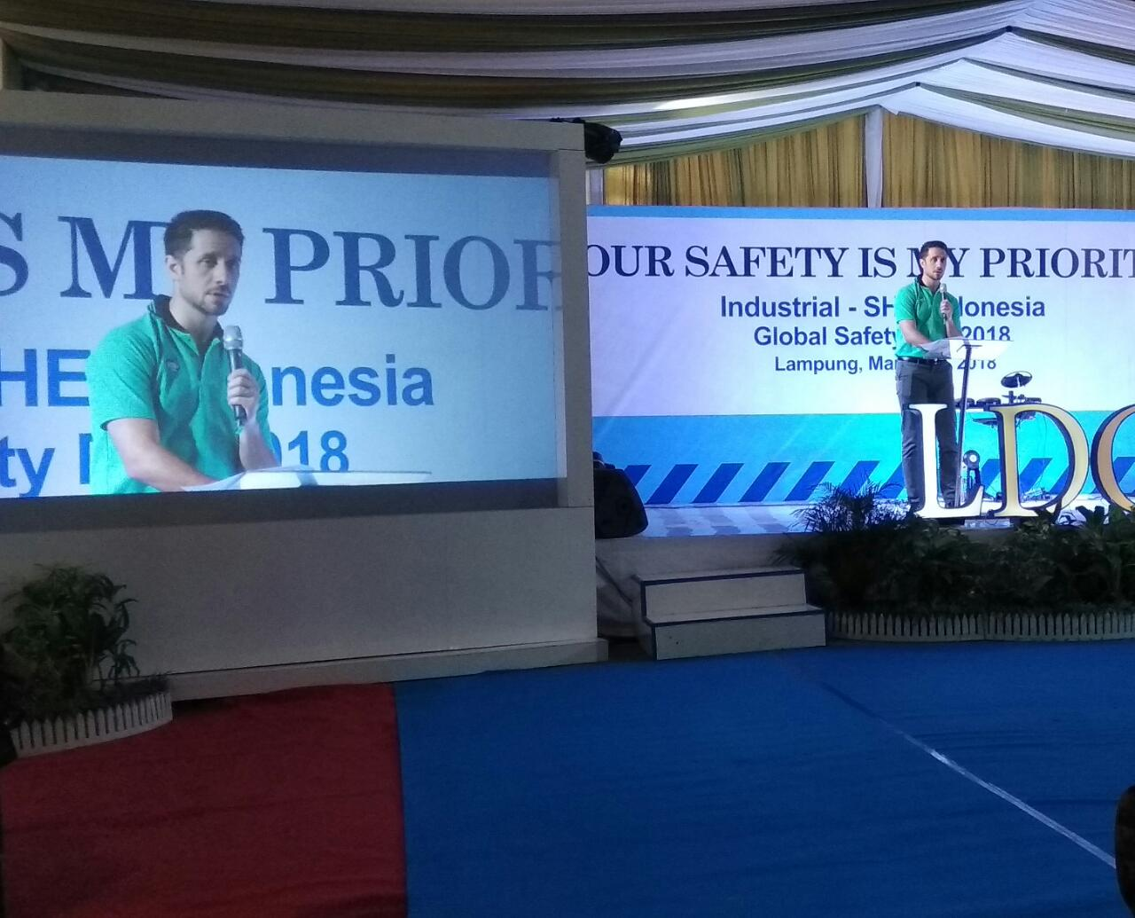 LDC Peringati Global Safety Day 2018