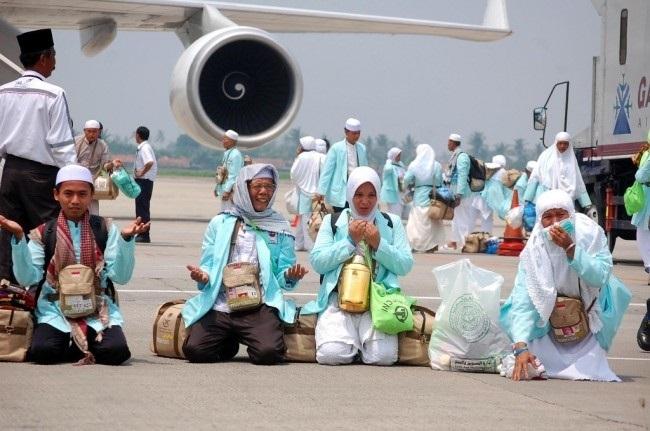 LAMPUNG POST | Pemerintah Tetapkan Biaya Haji 2018