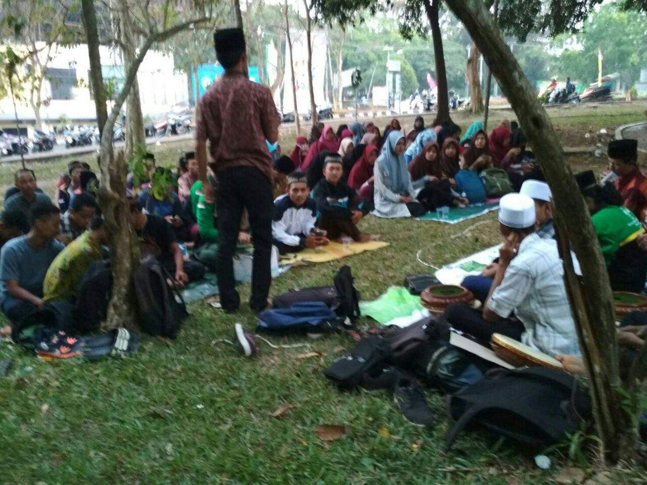 Komunitas Pecinta Sholawat Hadir di Unila
