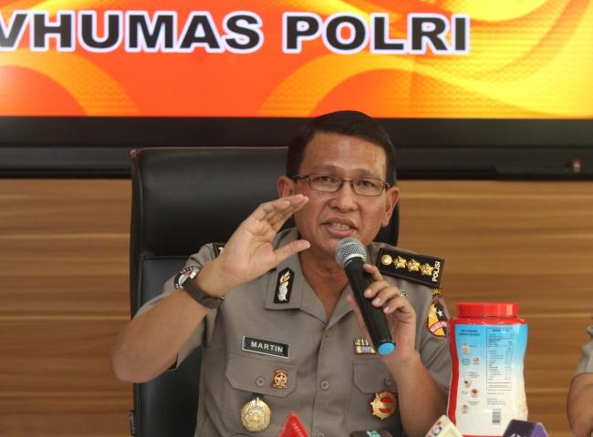 LAMPUNG POST | Pria yang Ditangkap di Serpong Diduga Penyandang Dana Teroris