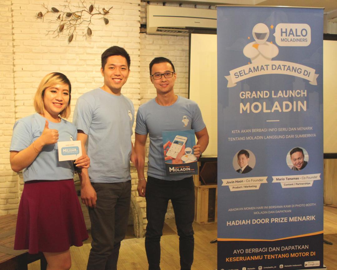 Platform Khusus Bikers Resmi Hadir di Indonesia