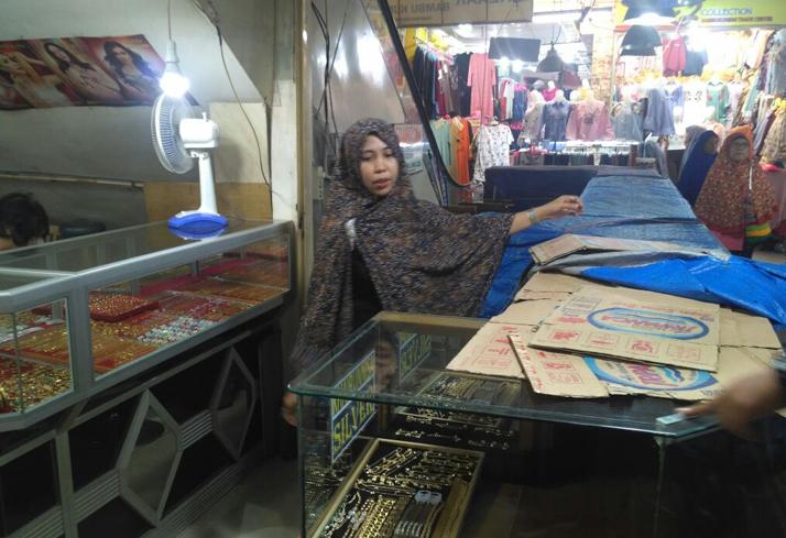 Dua Toko Perhiasan Dibobol dalam Semalam, Pedagang Keluhkan Pengamanan di Bambu Kuning