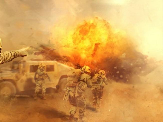 LAMPUNG POST | 13 Warga Sipil di Afghanistan Tewas Saat Serangan Udara AS