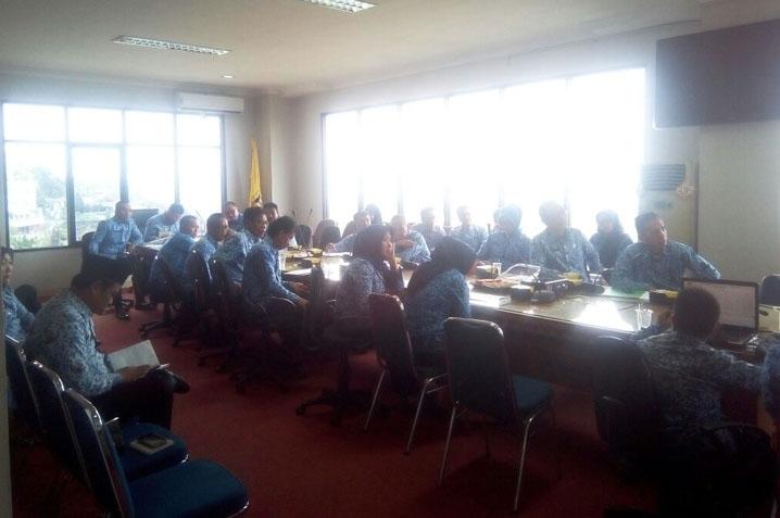 Triwulan I, Realisasi PAD Kota Bandar Lampung Baru 17,37 Persen