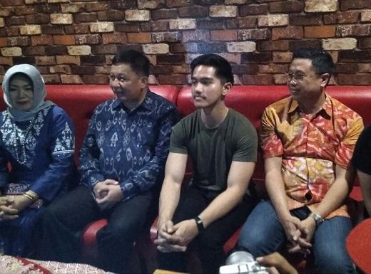 LAMPUNG POST   Kaesang Suka Bakso Lampung