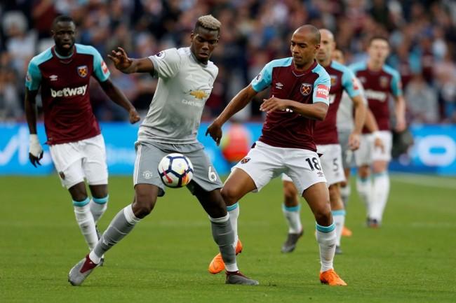 Imbangi West Ham, MU Amankan Posisi Kedua