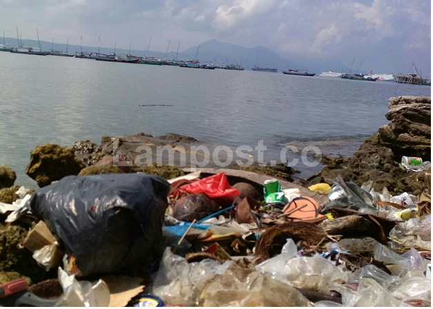 LAMPUNG POST | Wisatawan Diimbau Jaga Kebersihan Pantai