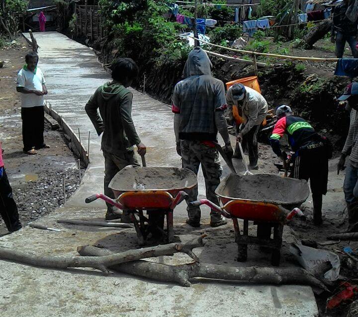 Pekon Talangjawa Alokasikan Dana Desa untuk Berbagai Pembangunan