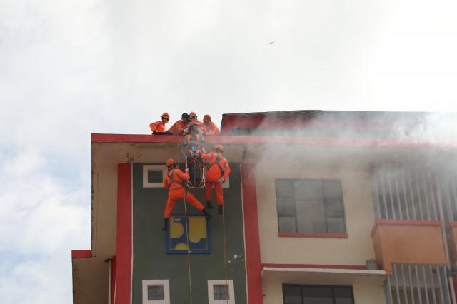 LAMPUNG POST | Raden Adipati Minta BPBD Way Kanan Cepat Tanggap Bencana
