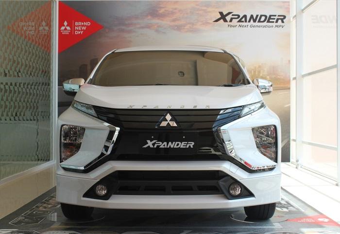 LAMPUNG POST | Mitsubishi Tingkatkan Lini Produksi Xpander
