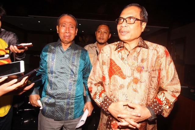 LAMPUNG POST | Pertemuan Dua Terdakwa KTP-el dan Novanto jadi Pertimbangan Hakim