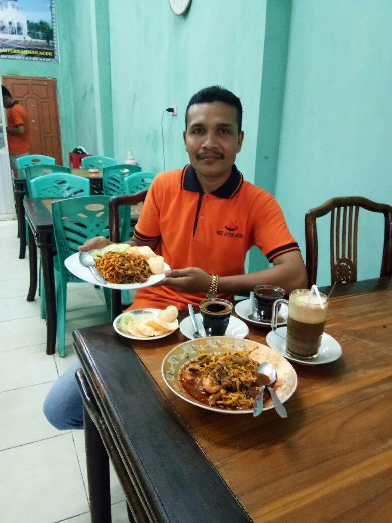 LAMPUNG POST | Lezat Berempah Mie Aceh Asia