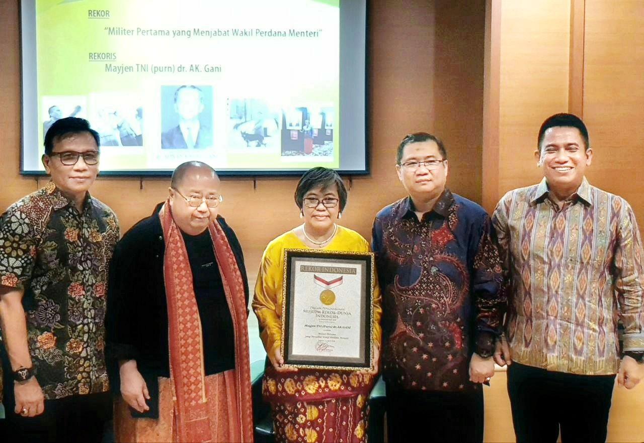 MURI Beri Penghargaan Kepada Pahlawan Sumsel