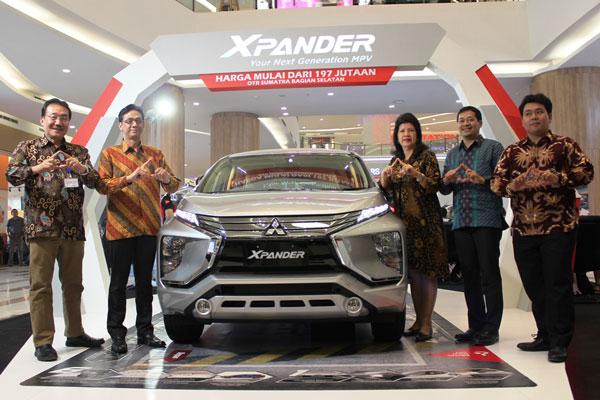 LAMPUNG POST | Mitsubishi Xpander Sapa Palembang