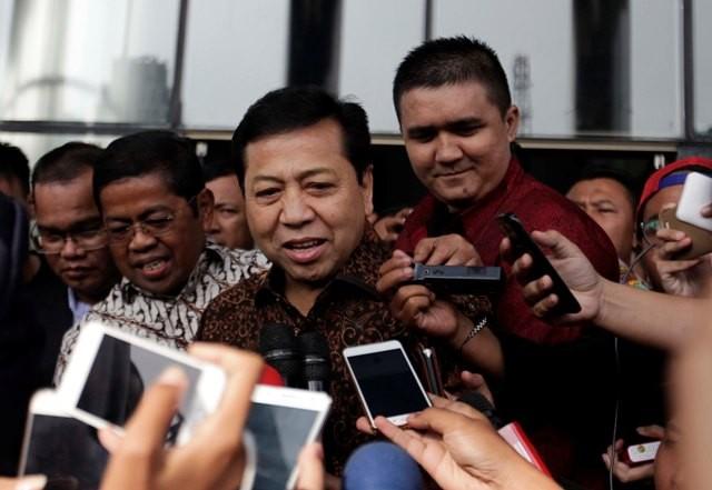 LAMPUNG POST   Nama Pengganti Novanto sebagai Ketum Golkar Bermunculan