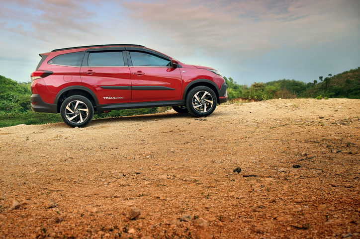 LAMPUNG POST | Toyota Luncurkan All New Rush dengan Rasa MPV