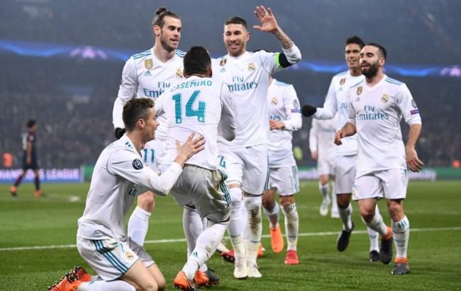 Madrid dan Liverpool Melaju ke Perempat Final Liga Champions