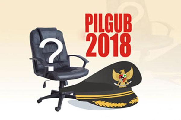 Alat Peraga Cagub-Cawagub Lampung Ditertibkan 12 Februari