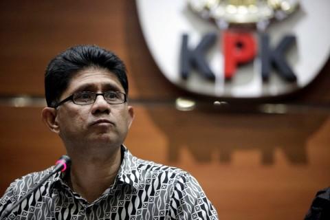 LAMPUNG POST | KPK Minta Kewenangan Berantas Korupsi Sektor Swasta