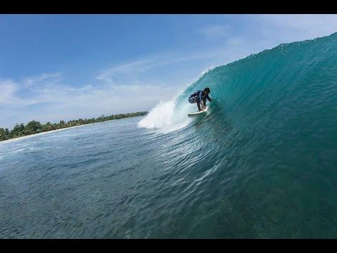 LAMPUNG POST | Meski Belum Ada Pemberitahuan Resmi, Pesisir Barat Siap jadi Tuan Rumah Asian Games Cabang Surfing
